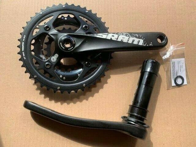 SRAM S1000 BB30 30mm 22T 33T 44T Triple Mountain Bike 10 Speed Chainset 175mm